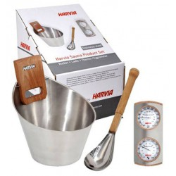 Harvia for Sauna accessory kit
