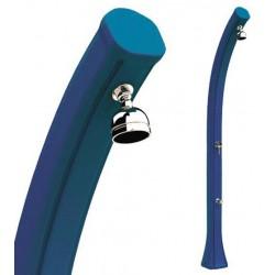 Shower solar Happy 25L blue with rinse feet Formidra