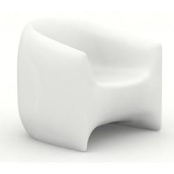 Vondom sedia colpo bianco opaco
