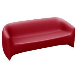 Schlag Sofa Vondom rot