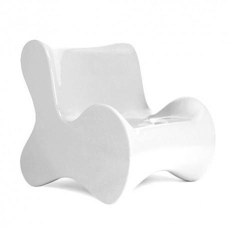 Soft Butaca armchair Vondom white