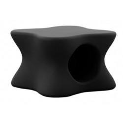 ソフト メサ サラマーゴ財団ブラック コーヒー テーブル