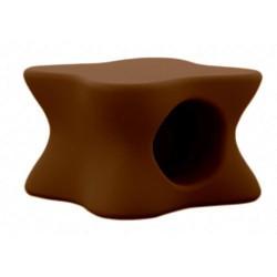 ソフト メサ サラマーゴ財団ブロンズ コーヒー テーブル