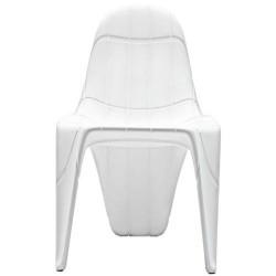 Vondom silla de F3 blanco