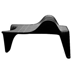 F3 Table low Vondom black