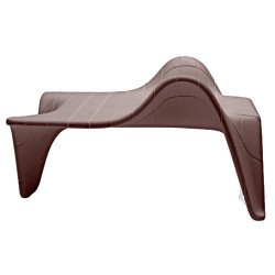 F3 Table low Vondom Bronze
