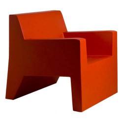 Jut Butaca armchair Vondom Red