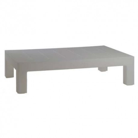 Jut Mesa 120 Table low Vondom grey