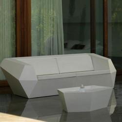 FAZ Sofa Vondom white