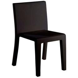 Jut Silla Chaise Vondom Noir