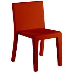 Jut Silla sedia Vondom rosso