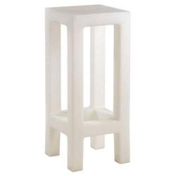 Jut Taburete stool top Vondom white