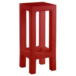 Jut Taburete stool top Vondom Red
