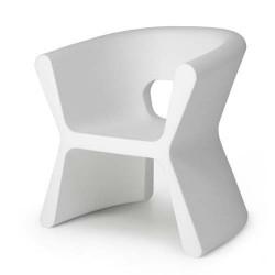 PAL борозду кресло Vondom белый