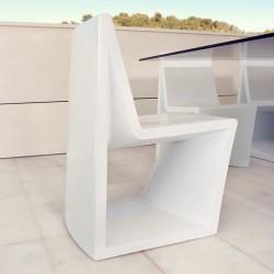 残りの椅子サラマーゴ財団白マット