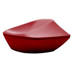 Poltrona UFO rosso di Vondom