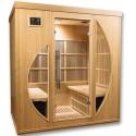 Sauna infrarouge Orwen Club 4 places VerySpas