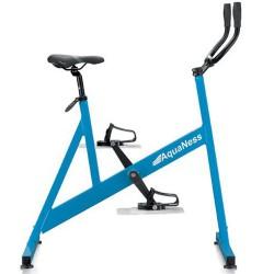 AquaNess V1 blue clear pool bike