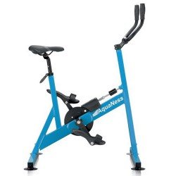Pool AquaNess V2 light blue bike