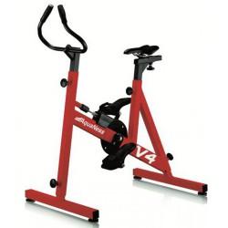 Vélo de Piscine AquaNess V4 Rouge