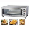 Four Pizzas Diamètre 31cm KITCHEN CHEF 1300W Inox GP-15AL-G
