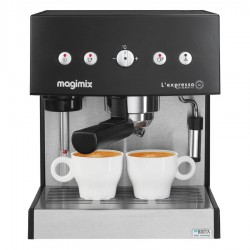 Espresso automatic Magimix 11412 Design black and stainless steel