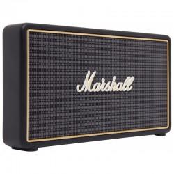 Marshall Stockwell black Bluetooth speaker