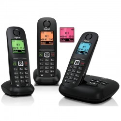 Gigaset Téléphone sans Fil Pack Trio