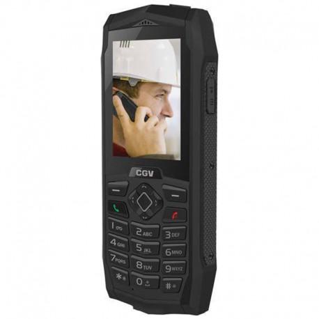 Téléphone mobile CGV Ultimate 2-4 Antichoc et Etanche