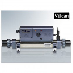 Vulcan heater analog titanium Mono 9kW pool above ground and buried