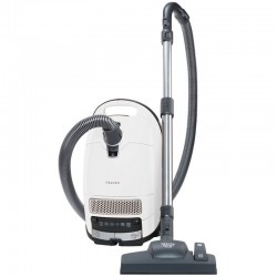Miele CPLTC3SILENCE vacuum full C3 Silence EcoLine white with bag