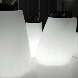 Pot light Stone Vondom white