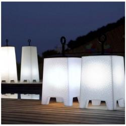 Lampe à Poser Mora Led Blanc H58