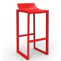 Top Wall Street Vondom red stool