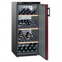 Liebher WK161 no glass wine cellar 164 bottles