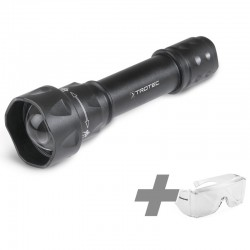 Set flashlight UV Trotec for the Detection of leaks Torchlight 15F