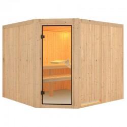 Sauna steam Finns Farin 4 Places