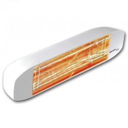 Calefacción infrarroja Heliosa Hi diseño 11 blanco Carrara 2000W