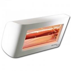 Infrarot-Heliosa Hi Design 55 weiße Carrara 2000W IPX5 Heizung