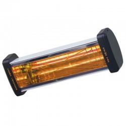 Varma en medio fuego 1500W del calentador del infrarrojo 3