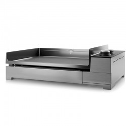 Plancha Gaz forge Adour premium 60 stainless steel