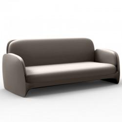 Sofá sofa VONDOM pezzettina topo MAT