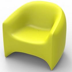 Chair blow Vondom pistachio mat