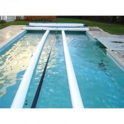 8 x 4 mまでのプールバーカバーのためのBWT myPOOLプールの冬のキット