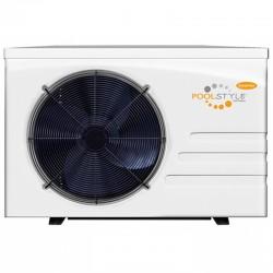 PoolStyle العاكس R32 16.5KW مضخة الحرارة