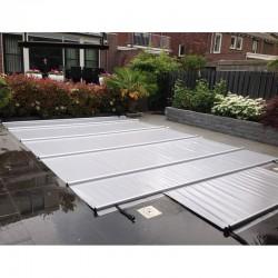 CBE-650 10x5 grey pool bar cover