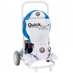 Quick Vac Classic Pool Vacuum Robot with Battery
