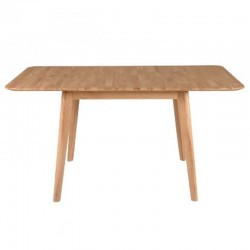 Meal table with Oak Allonge 100cm Pery KosyForm