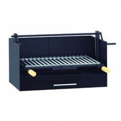 COAL and Wood FM BB-20 Coal and Wood Barbecue
