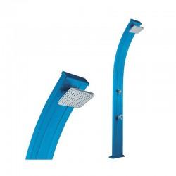Formidra Primavera 30L Doccia solare in alluminio blu